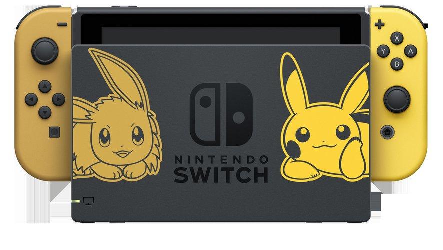 """""""Let's Go, Pikachu"""" et """"Let's Go, Evoli!"""" surfent sur le succès de Pokémon Go"""