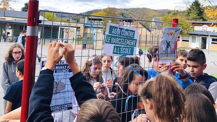 Une journée contre le harcèlement au collège public Denys-Puech