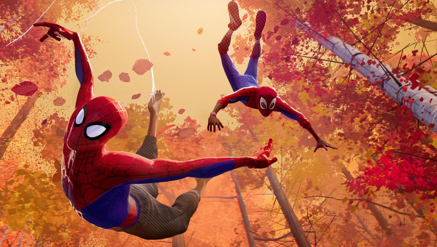 """Spider-Man : New Generation"" sort le 12 décembre en France"