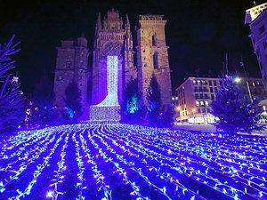 Rodez : La ville se pare de 1 000 feux pour les fêtes de fin d'année