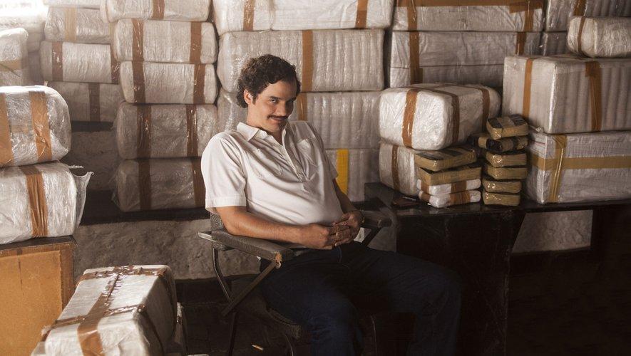"""Wagner Moura a incarné Pablo Escobar dans les deux premières saisons de """"Narcos"""", en 2015 et 2016."""