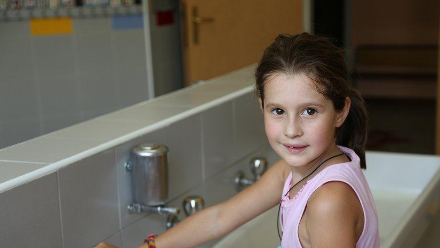 Plus d'un enfant sur deux ne va pas aux toilettes à l'école