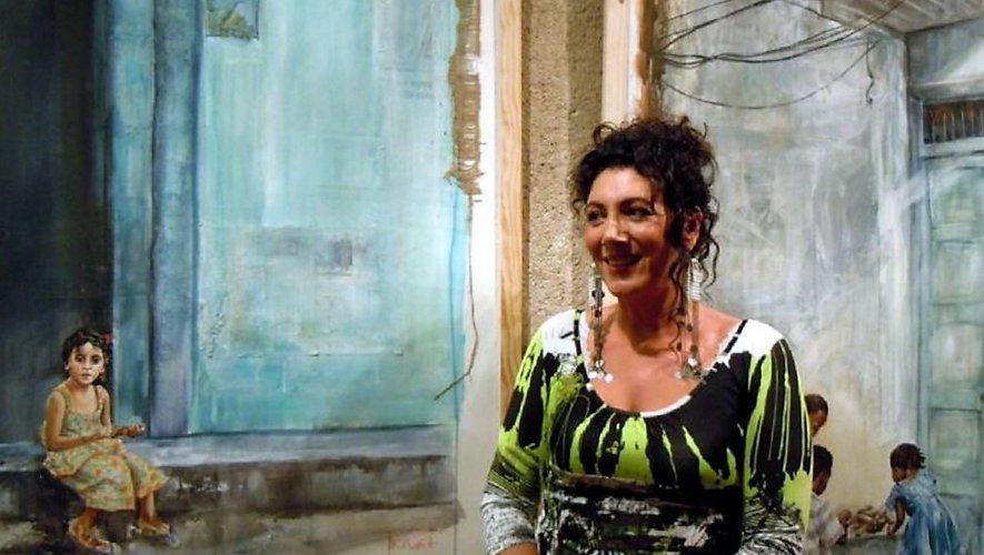 Sonia Privat va présenter ses derniers travaux