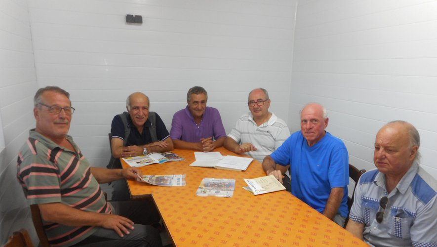 Les Amateurs boulistes decazevillois ont débuté la saison avec un nouveau bureau.