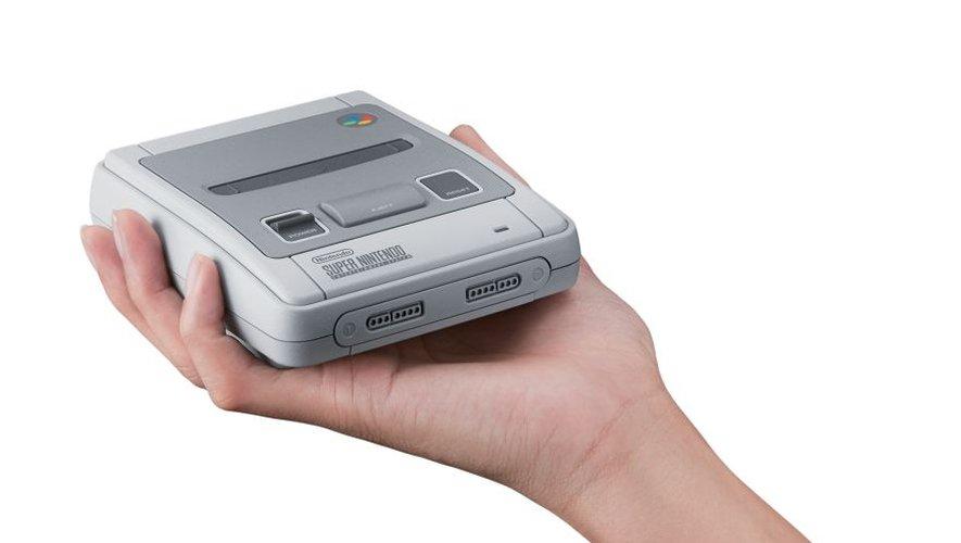 La Super Nintendo Classic Edition (SNES Classic Mini) prépare son premier Noël