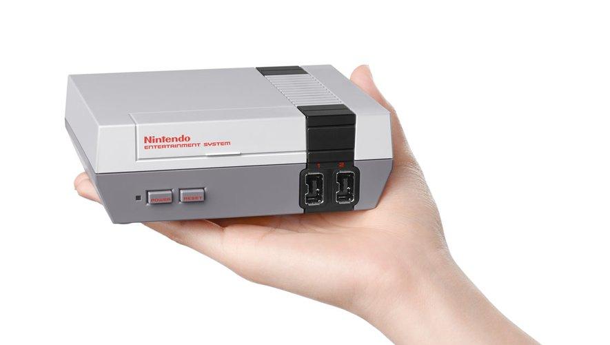 Nintendo Entertainment System Classic Mini