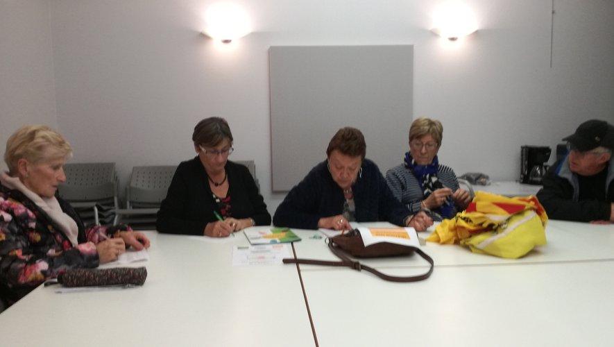 La réunion préparatoire a permisde coordonner les actions.