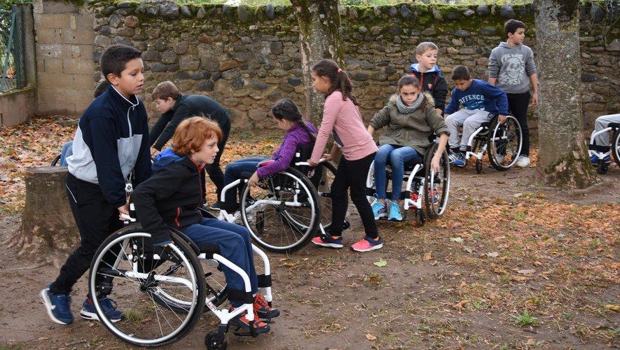 Devenus acteurs, les écoliers en situation de handicap.