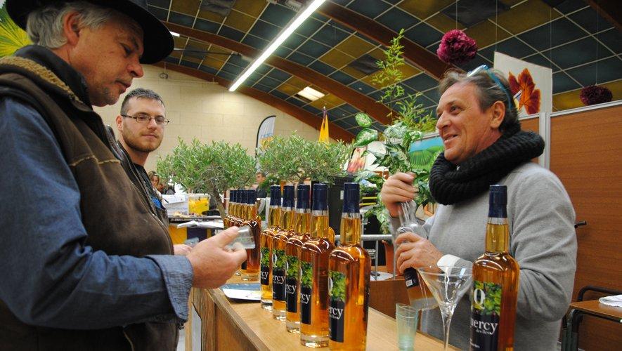 Le Quercy des îles, star du salon des vignerons