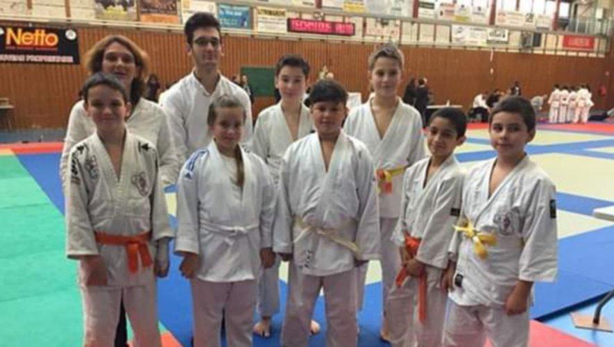 Des podiums pour les jeunes du Judo Club du Bassin