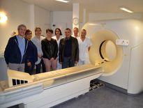 Un scanner de dernière génération installé à l'hôpital