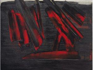 """Une toile intitulée """"peinture 186 x 143 cm, 23 décembre 1959"""", nouveau record de vente"""