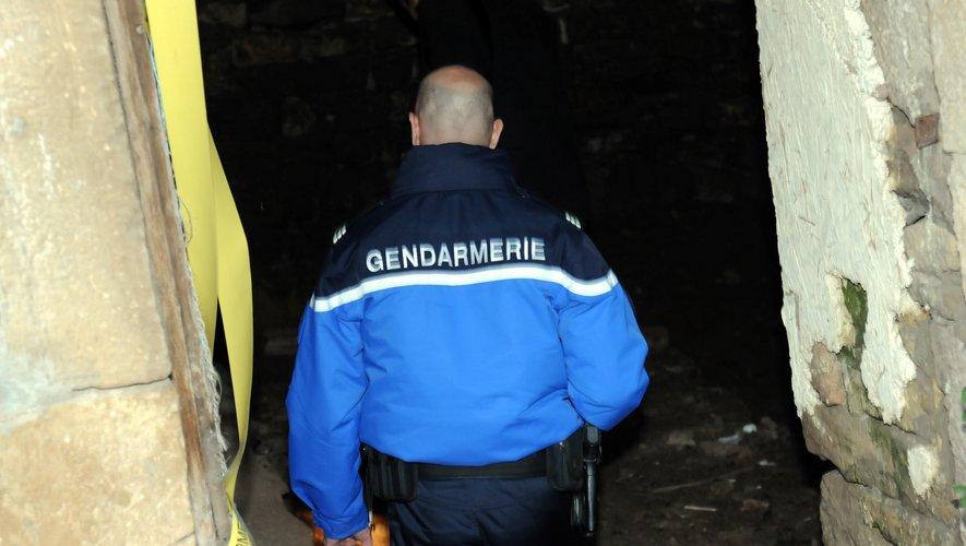 L'homme a été interpellé par les gendarmes dans sa famille.
