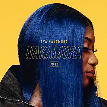 """""""Nakamura"""" d'Aya Nakamura est toujours numéro un du Top Albums Deezer."""