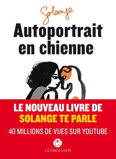 """Le jury du prix littéraire 30 Millions d'Amis a récompensé Solange pour son roman """"Autoportrait en chienne"""""""
