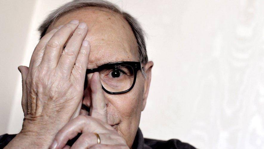 Ennio Morricone sera à Paris pour une masterclass à la Cinémathèque jeudi et un concert à Bercy vendredi dans le cadre de ses adieux