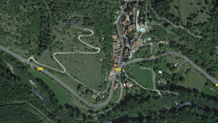 Le corps a été retrouvé mardi 20 novembre dans un méandre de la Dourbie, au Monna.