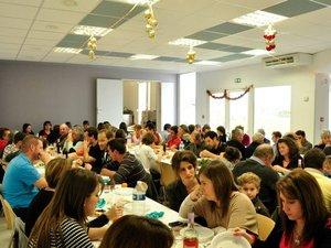 Le repas de Noël du comité approche !