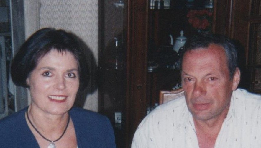 Renée et Yves Nouviale.