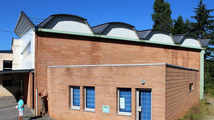 93 000 € vont être consacrés à l'isolation par l'extérieur de la salle polyvalente./Photo DDM