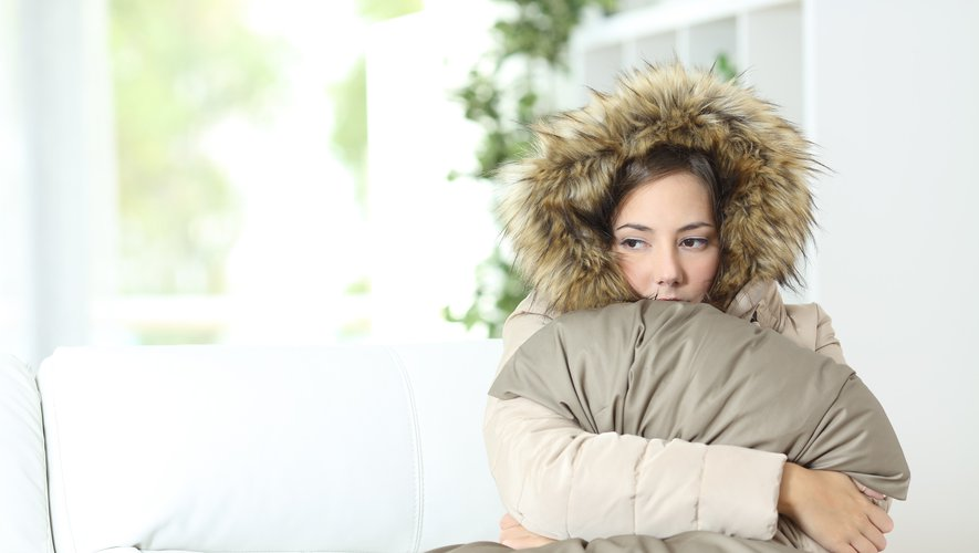 83% des français interrogés préfèrent s'habiller chaudement afin de maîtriser leur consommation d'énergie