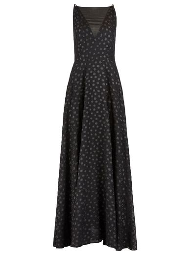 La robe de soirée scintillante par Esprit - Prix : 139,99€ - Site : www.esprit.fr.