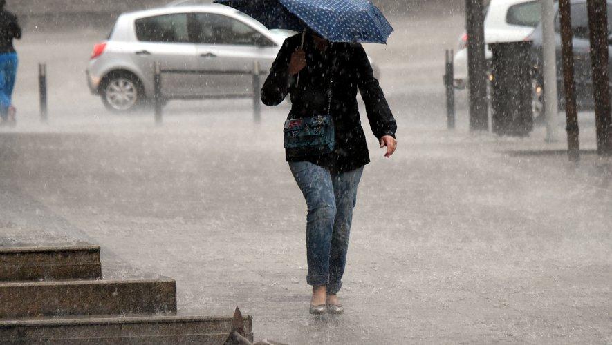 De fortes précipitations sont attendues dans le sud du département.