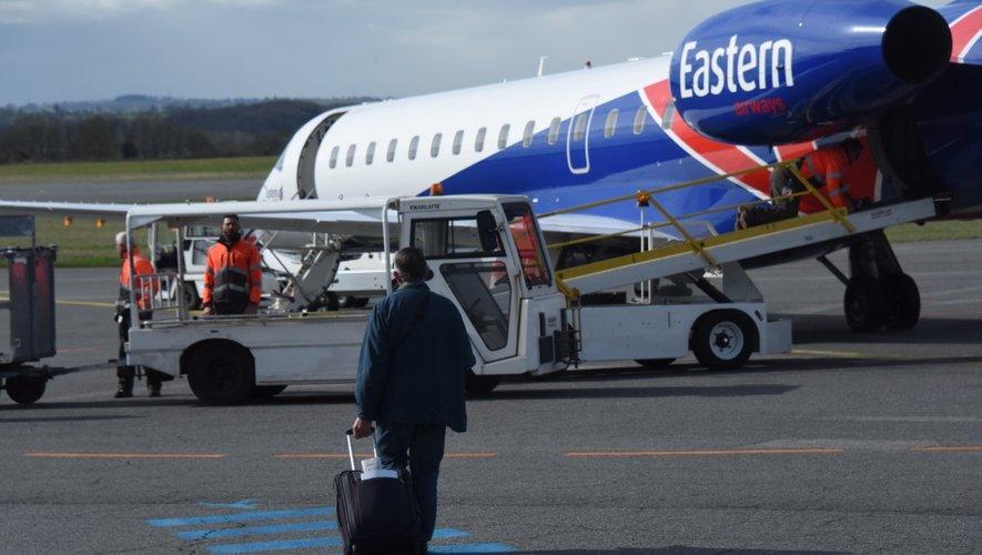 Aller-retour express pour les passagers du vol Rodez-Paris ce vendredi matin !