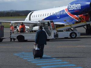 Les passagers du vol Rodez-Paris atterrissent à... Rodez !