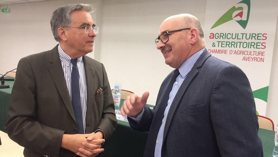 Agriculteurs et d partement ensemble pour cultiver l 39 attractivit de l 39 aveyron 23 11 2018 - Chambre d agriculture rodez ...