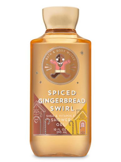 Gel douche Signature Collection Spiced Gingerbread Swirl chez Bath & Body Works