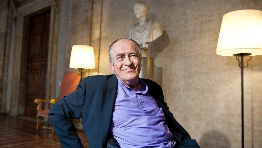 Le réalisateur italien Bernardo Bertolucci