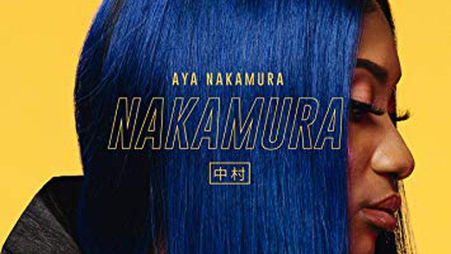 """""""Nakamura"""" d'Aya Nakamura est toujours en tête du Top Albums Deezer."""