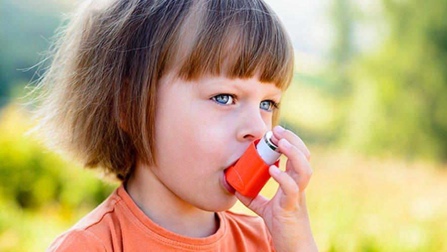 Un quart des cas d'asthme infantile avec obésité pourrait être dû à la surcharge pondérale
