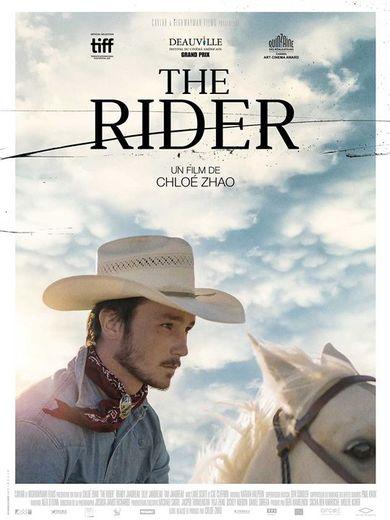 """""""The Rider"""" a été présenté en avant-première à Cannes en mai 2017"""