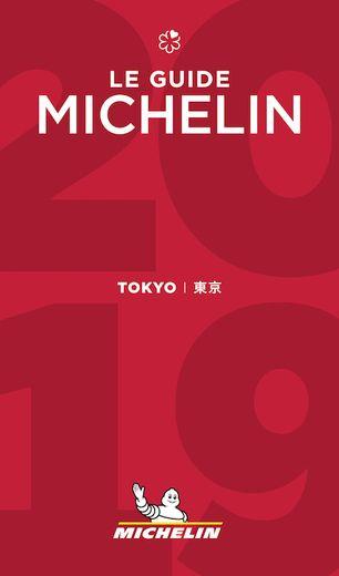 Le Guide Michelin de Tokyo