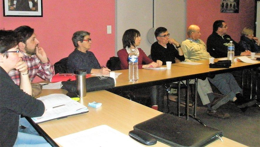 Le conseil municipal s'est réuni pour le conseil public le 19 novembre.