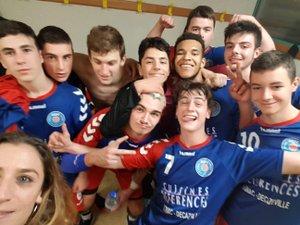Les résultats du RDV handball