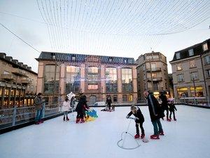 Quelle animations cette année en lieu et place de la patinoire ?