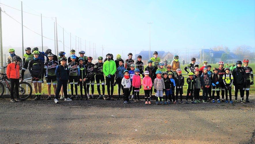 Le club Vélo 2000 Onet  entre circuits et récompenses