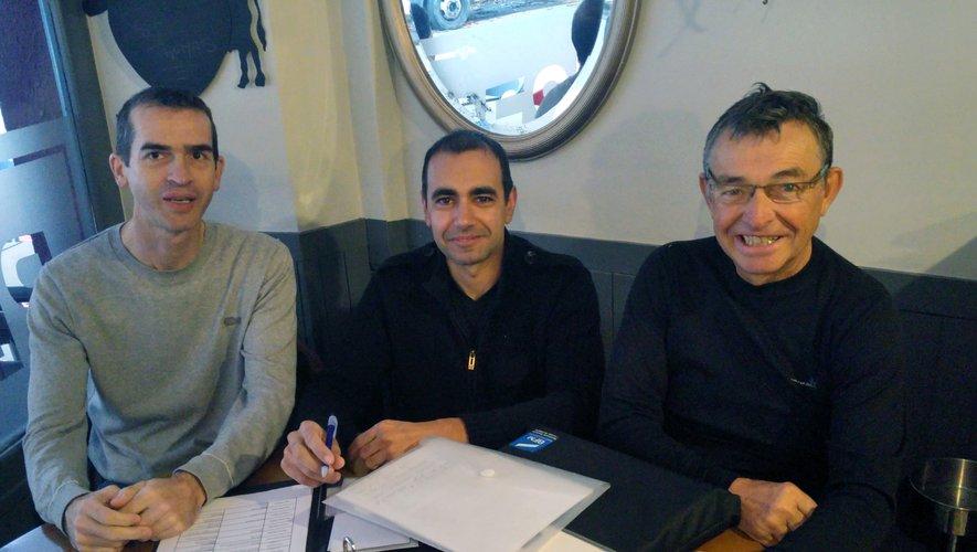 Un triumvirat à la tête de l'Entente cycliste du Vallon et du Dourdou