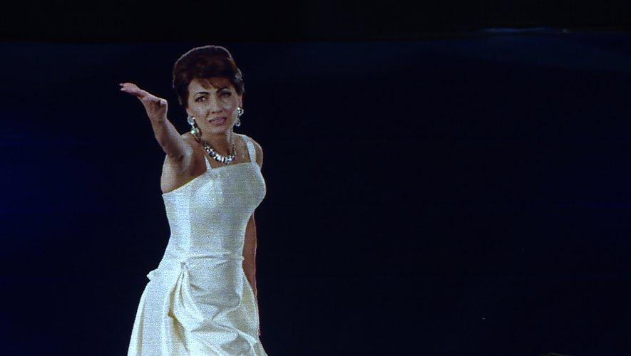 Le fantôme de la plus célèbre chanteuse lyrique du XXe siècle est revenu mercredi soir hanter Paris