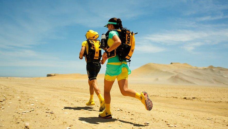 120 km, 3 jours, 30 °C : telle est l'équation de l'aventure du half marathon des sables, dans le désert d'Ica, au Pérou, au départ duquel l'Aveyronnaise Marjorie Dalbin s'aligne le 3 décembre.