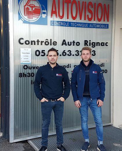 Mickaël Ferreira ouvre un second centre de contôle automobile sur la commune de Baraqueville