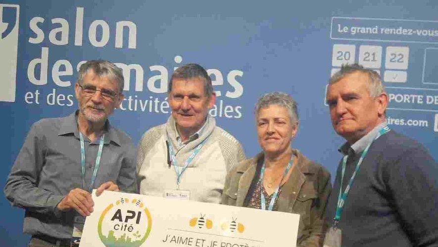 """Labellisation """"APIcité"""" pour la commune"""