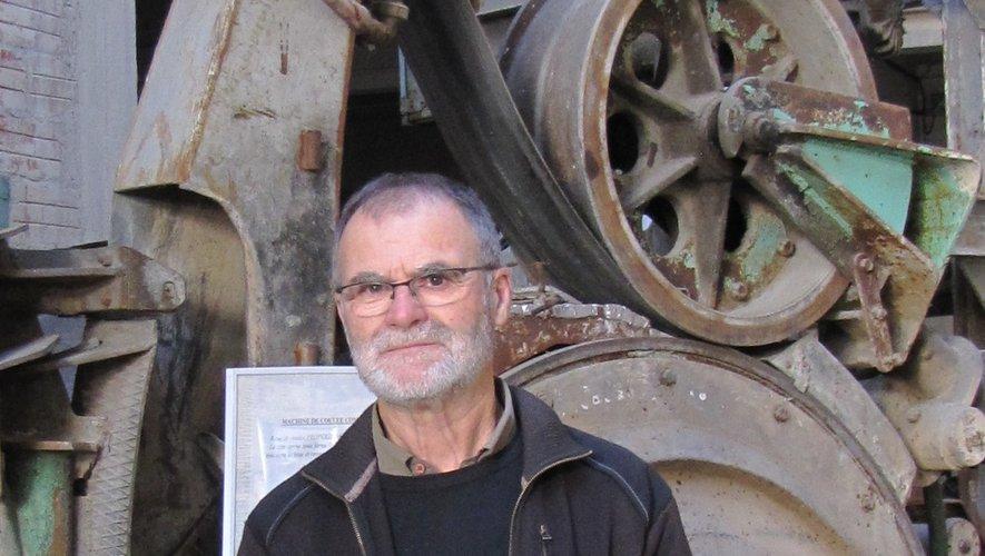 Gérard Pertus écrit  son histoire du zinc