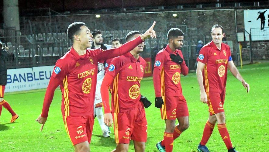 Rodez joue la première place de National avec ce match en retard.