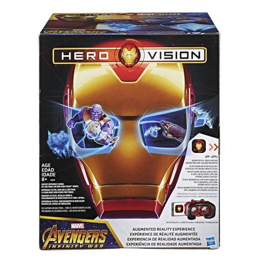 Le Iron Man Hero Vision est vendu 44,99 euros.