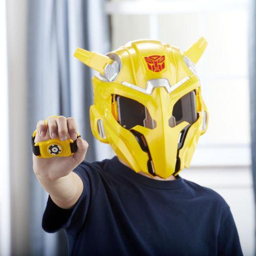 Bumblebee Bee Vision porté par l'enfant