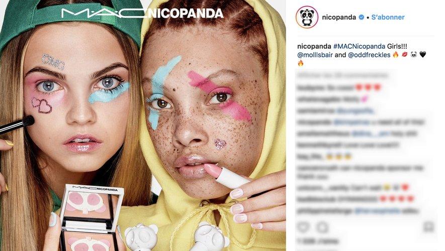 Nicopanda Instagram 2018